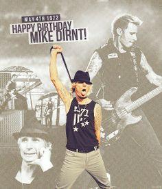 HAPPY BIRTHDAY MIKE DIRNT!!!❤️❤️