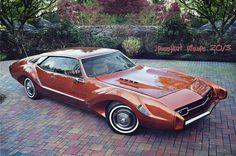 1967 Oldsmobile Toronado 67X