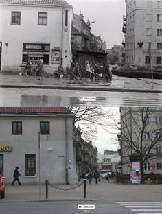 My Kind Of Town, World Photo, Old Pictures, World War, Restoration, Study, Spaces, People, Poland