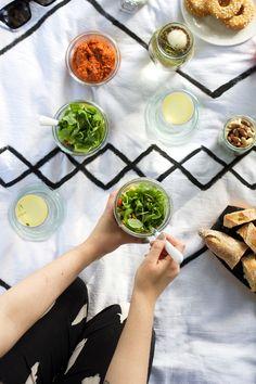 Picnics, Palak Paneer, Ethnic Recipes, Food, Oriental Style, Salads, Amazing, Food And Drinks, Food Food