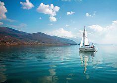 www.macedonievakantiehuis.com Macedonia: Lake Ohrid