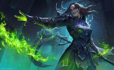 Maglynn Warlock #worldofwarcraft #blizzard #Hearthstone #wow #Warcraft #BlizzardCS #gaming
