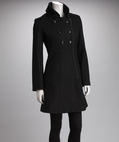 i am in love with this wool coat