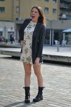 OUTFIT URBAN CHIC