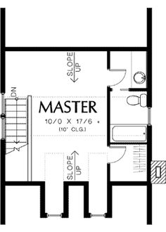 1710 best blueprint images on pinterest architectural drawings dormered third story 69428am floor plan 3rd floor malvernweather Choice Image