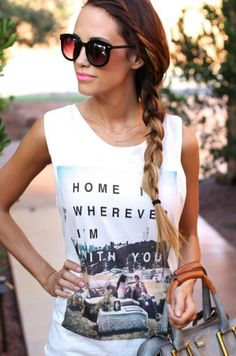 Home by Edward Sharpe and the Magnetic Zero's shirt.