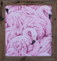 006 Flamingo Tapeten Bild Pink Rasch Grösse 695 mm x 659 mm CHF. Chf, Pink, New Ideas, Pink Hair, Roses