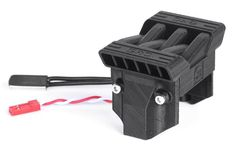 RC Parts Crawler Car ESC Radiator Cooling Fan For 1/10 TRAXXAS Trx-4 Trx4 T4 Upgrade Parts