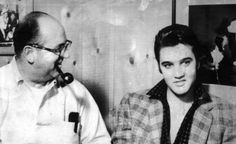Tom Parker and Elvis Presley read all about it on the site !!!!!