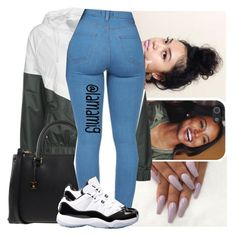 at cracker barrel. by lamamig on Polyvore featuring polyvore fashion style NIKE MCM