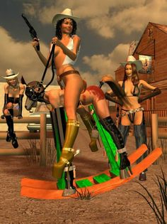 Read about the Femdom dude ranch.