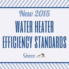 The DOE recently upgraded the minimum energy efficiency requirements for water heaters that will reduce energy consumption by $63 billion from 2015-2044: