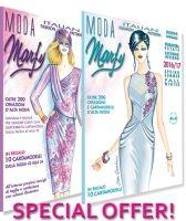 Patrónes de Vestidos: Revista Patrónes de Ropa Italia