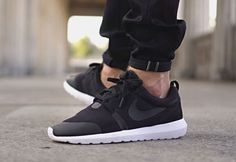 Nike Roshe Run TP Cool Grey & Black post image