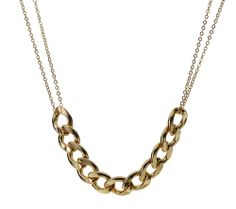 Chunky Chain Necklace by John Greed at John Greed Jewellery