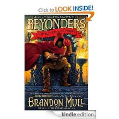 This series by Brandon Mull (author of the Fablehaven series) was rather bland. Hard to buy into a lot of the stuff with rather cardboard characters.