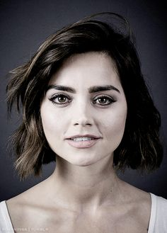 Jenna Louise Coleman Andy Gotts Jenna coleman for andy gotts ""