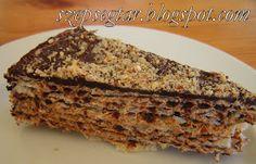 Szépségtár: Pischinger torta