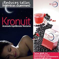 Kronuit - Avanzado equilibrador nocturno.