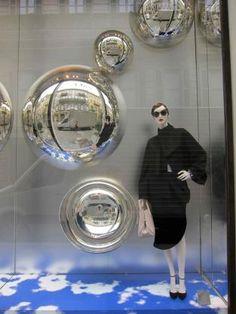 Dior, Milan Window Display