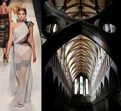 Готика. Французское gothique, немецкое gotisch, итальянское gotico производны от латинского gotthus и греческого gothos.