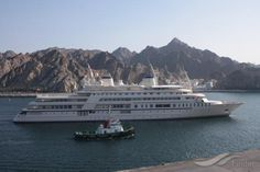 AL SAID, type:Yacht, built:2007, GT:15850, http://www.vesselfinder.com/vessels/AL-SAID-IMO-9463774-MMSI-461001000