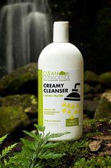 Clean Conscience Creamy Cleanser Palm Oil Free. Vegan friendly. Tassie Made
