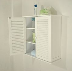 Free Postage for EU Wooden Wall Cabinet with Louvered,HC-011