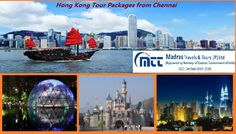Planning a trip? so go to Hong Kong the right place for holidays from Chennai with Madras Travels and Tours. Madras Travel offers you the best HongKong tour packages from Chennai in your budget. Explored the harbor city Hong Kong.