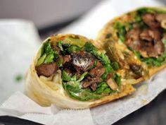 Carne Aasada Burrito w/ poblano rajas - L'Patron Tacos (Chicago, IL)