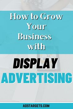 In this post, we share the best tactics to grow your business using display advertising. #ads ideas #advertising tips #free advertising ideas #it works advertising ideas #advertising ideas marketing #advertising ideas #advertising design Advertising Ideas, Display Advertising, Online Advertising, Advertising Campaign, Advertising Design, Online Marketing, Digital Marketing, Youtube Advertising, Display Ads