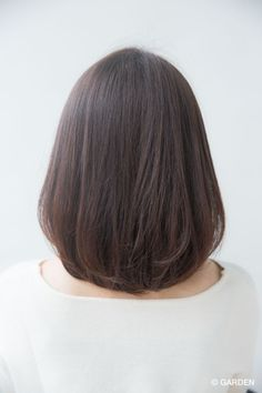 大人気大人可愛いナチュラル小顔ボブ 2017 | GARDEN HAIR CATALOG | 原宿 表参道 銀座 美容室 ヘアサロン ガーデン Girl Haircuts, Hairstyles Haircuts, Classic Bob Haircut, U Shaped Hair, Round Face Haircuts, Shoulder Length Hair, Hair Cuts, Hair Beauty, Long Hair Styles