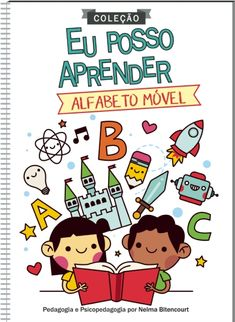 ALFABETO MÓVEL Peanuts Comics, Snoopy, Fictional Characters, Fine Motor, Learning, Colors, Dyslexia, Shades, Fantasy Characters