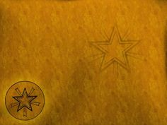 Epiphany is a Christian feast celebrating the revelation of God to mankind in human form, in the person of Jesus Christ. The symbol of Epiphany depicts a five pointed shining star | Free Brown #PowerPoint Templates - http://www.christianppt.com/christian-powerpoint/1068.html