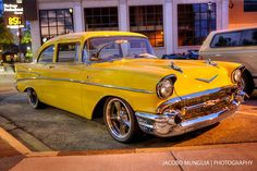 This would be sick second car, though I'm more inclined to go retro pickup truck. BEL AIR!!! by eclipse_supremo, via Flickr