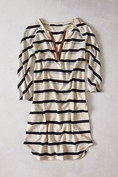 Trimmed Sauble Tunic T-Shirt