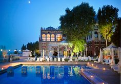 Hotel Excelsior Venice Lido Resort | Save up to 70% on luxury travel | Vacationist