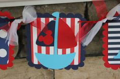 nautical Mickey Mouse - Google Search