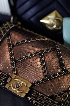 Chanel Boy Handbags Collection