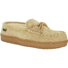 Men's Old Friend Terry Cloth Moc Chestnut