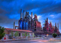 Steel Stacks, Bethlehem PA | Flickr