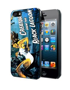 Creature From The Black Lagoon Samsung Galaxy S3 S4 S5 Note 3 Case, Iphone 4 4S 5 5S 5C Case, Ipod Touch 4 5 Case