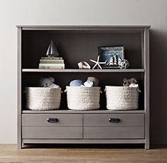 Bookcases & Storage | RH baby&child