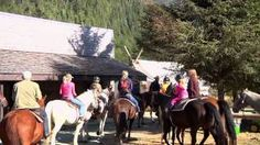 Clayoquot Wilderness Resort - Wilderness Adventures on the Ranch, via YouTube.