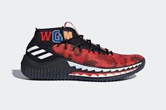 new styles 13642 958f2 BAPE x adidas Dame 4 Release Date, Price,  More Info