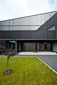 Private House in Marupe / Open AD/ Marupe, Latvia