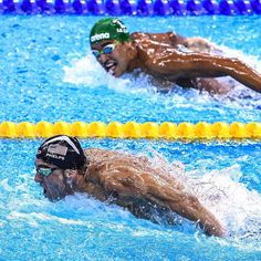 Notice how Le Clos was looking at Phelps, but Phelps was looking at the finish line. In life there's always going to be people focused on someone else's success, and those people are going to lose. Comparing Yourself To Others, Be True To Yourself, Motivational Quotes, Inspirational Quotes, Motivational Thoughts, Positive Quotes, Citation Entrepreneur, True Legend, Bouquets