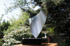wellness award 2016 - modern award of stainless steel