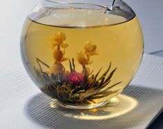 Blooming Tea...it's