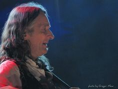 """Roger Hodgson, the """"Voice of Supertramp""""  during his 2011 tour.    Photo by Gregor Meier"""
